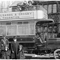 Thornton 1907, Lancashire & Yorkshire Bus, Nags head