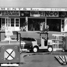 Fairground at South Shields