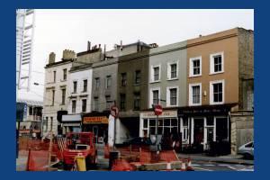 Hartfield Road, Wimbledon: Shops