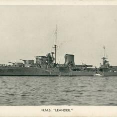 H.M.S. Leander
