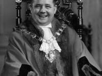 Councillor E.E. Mount, Mayor 1953-1954