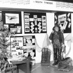 Tourism Stand, Bolingbroke Hall, South Shields