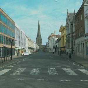 Deserted Broad St., Hereford