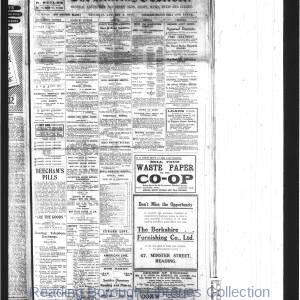 Reading Observer 1918