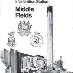 Incineration Station at Middle Fields