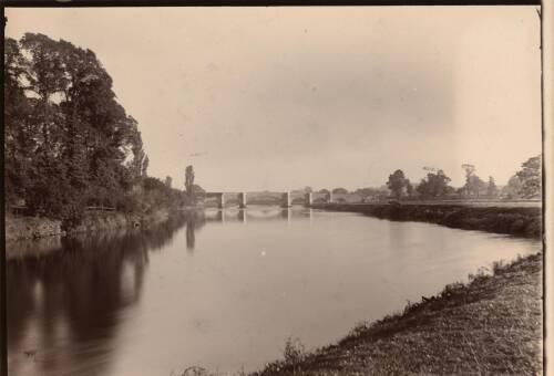 Countess Wear Bridge, c1900, Exeter