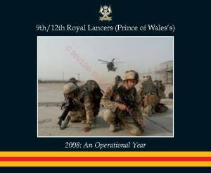 9th-12th Lancers, 2008 Photo Book