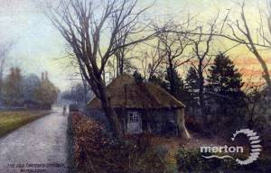 The Old Thatched Cottage, Windmill Road, Wimbledon