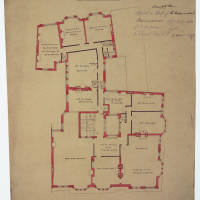 First floor, plan