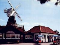 The windmill and cafe, Wimbledon Common