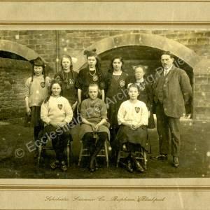 Grenoside Junior School  Netball Team 1923