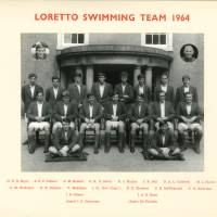 Swimming Team 1964
