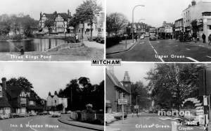 Views of Mitcham