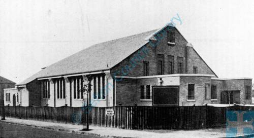 Wilson's Lane Methodist Church, Litherland, 1937