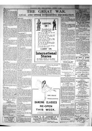 5 OCTOBER 1918