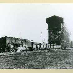 Class 9F Locomotive Loading Iron Ore