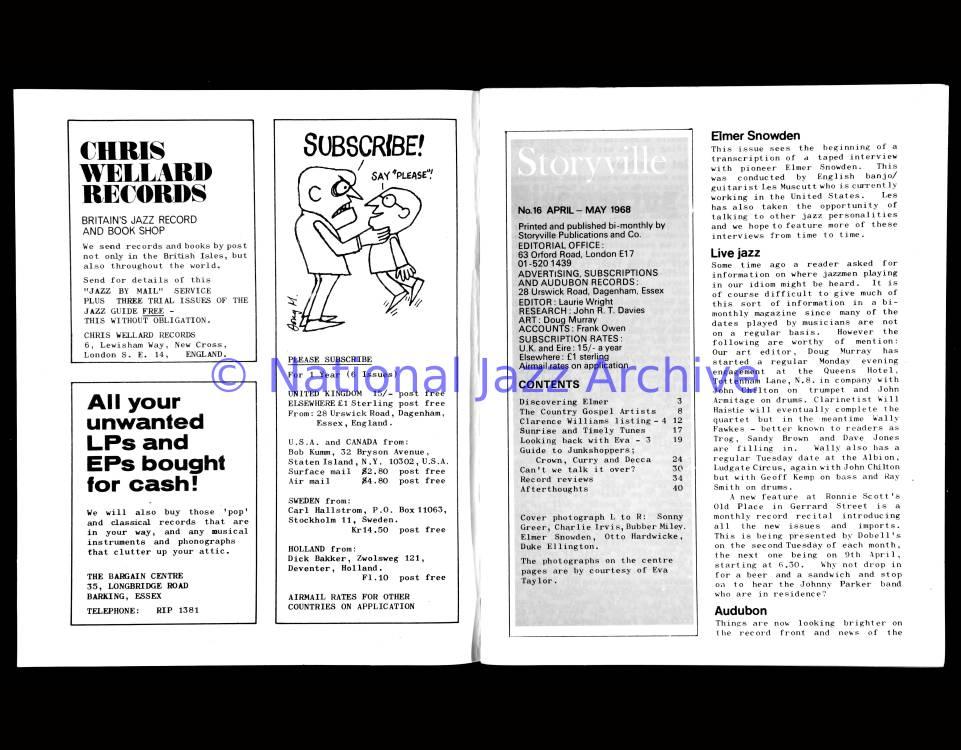 Storyville 016 0001 - National Jazz Archive