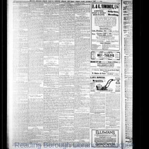Reading Mercury Oxford Gazette 05-1914