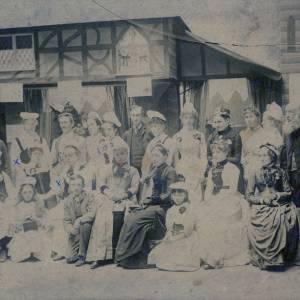1888 Corn Exchange: Swiss Market (No. 3)