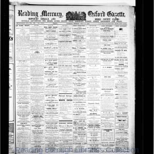Reading Mercury Oxford Gazette 06-1918