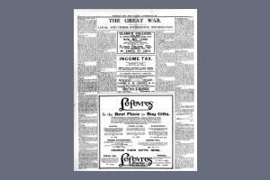 25 NOVEMBER 1916