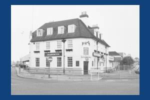 Burlington Road, New Malden: Duke of Cambridge