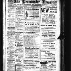 Leominster News - May 1922