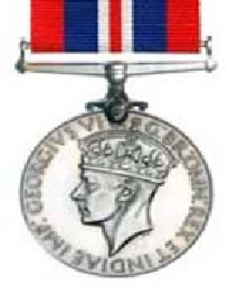 War Medal 1939-45