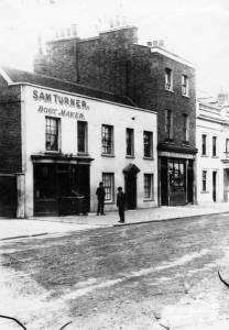Sam Turner, Bootmaker