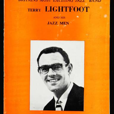 Terry Lightfoot and his Jazz Men - 1962