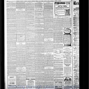 Reading Mercury Oxford Gazette 03-1914