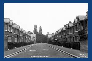 Pendarves Road, Wimbledon