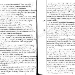 Ecclesfield Parish Council Minute Book 1914 - 1926