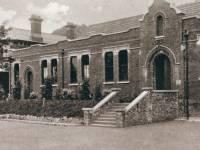 Ursuline Convent: Cloister