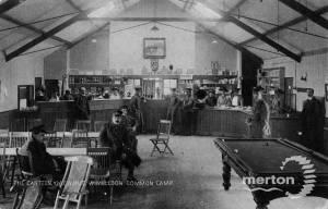 Canteen, Army Camp, Wimbledon Common