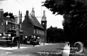London Road, Mitcham.