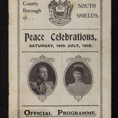 Peace Celebrations -  Programme of Events