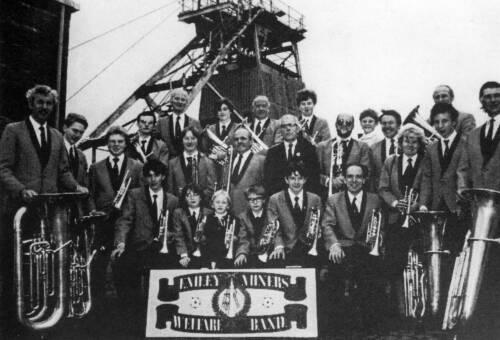107 Emley Miners' Welfare Band