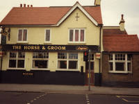 Horse & Groom, Tamworth Lane / Manor Road: Side View
