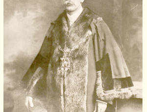 1905-1906 and 1909-1910, William James Smith, Mayor of Leigh