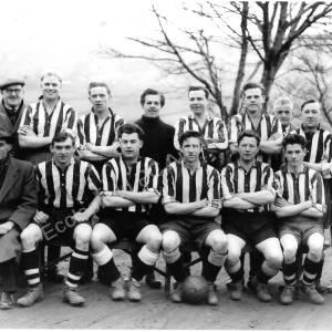 Grenoside Sports Football Club 1955.