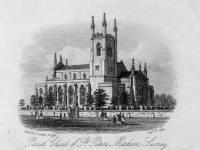 Parish Church of St.Peter's, Mitcham