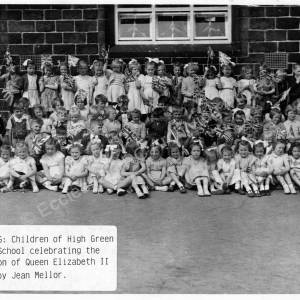 High Green Primary School 1953. 1.