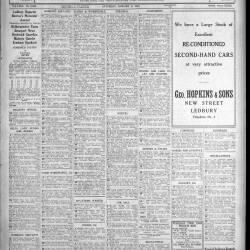 The Ledbury Reporter - January 1940