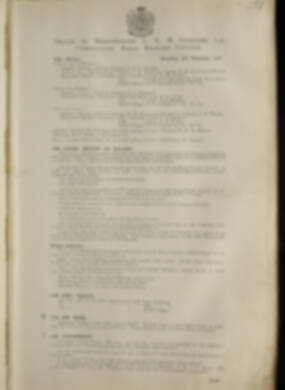 Routine Orders - June 1917 - June 1918 - Page 172