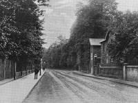 London Road, Mitcham: formally Whitford Lane