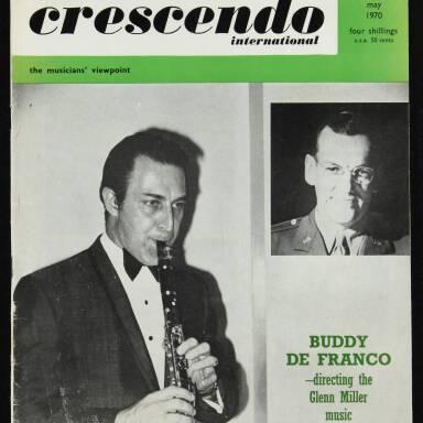 Crescendo 1970 May