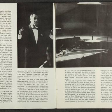 Duke Ellington Orchestra British Tour – February 1964 003