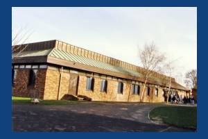 Canons Leisure Centre Hall