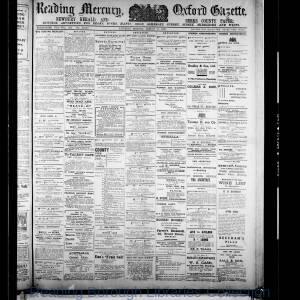 Reading Mercury Oxford Gazette 08-1916